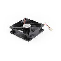 Synology System Fan 2/4Bay Series, 80 g Hardware koeling accessoire - Zwart