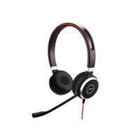 Jabra Evolve 40 MS Stereo - Zwart Headset