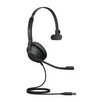 Jabra Evolve2 30, USB-A MS Teams Mono Headset - Zwart