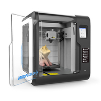Flashforge Adventurer 3 3D-printer - Zwart,Wit