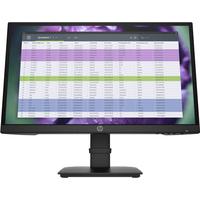 HP P22 G4 Monitor - Zwart