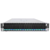 Intel Server Chassis H2224XXLR3 Boîtier d'ordinateur - Noir,Argent