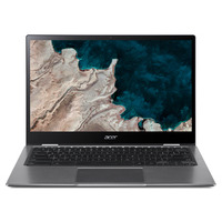 Acer Chromebook Spin 513 R841T-S73H - AZERTY Portable - Gris