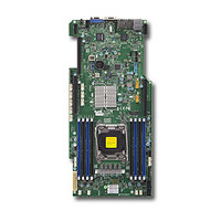 Supermicro X10SRG-F Server/workstation moederbord