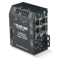 Black Box DrX 100 Edge Office Switch - Noir