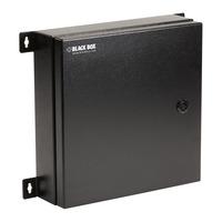 Black Box NEMA-4 Rated Fibre Optic Wallmount Enclosure Netwerkchassis - Zwart