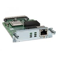 Cisco VWIC3-1MFT-T1/E1= Module de réseau voix