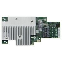Intel Tri-mode PCIe/SAS/SATA Entry-Level RAID Mezzanine Module, 8 internal ports RAID-controller