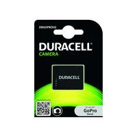 Duracell Camera Battery 3.7V 1000mAh replaces GoPro Hero3 Battery - Noir