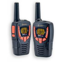 Insmat AM-645 PMR Radios bidirectionnelles - Noir, Orange