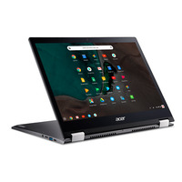 Acer Chromebook CP713-1WN-34P6 - AZERTY Laptop - Grijs