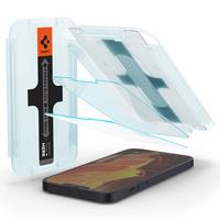 Spigen iPhone 13 / iPhone 13 Pro Screen Protector EZ FIT GLAS.tR SLIM, Tempered Glass, 9H Protecteur d'écran - .....