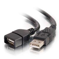 C2G 3 m USB 2.0 Câble USB - Noir
