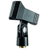 Manfrotto MICC2 Spring Clip Microphone Holder Accessoire de trépied - Noir