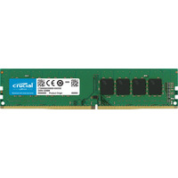 Crucial 32 GB, DDR4, 3200 MHz, 288-pin DIMM RAM-geheugen