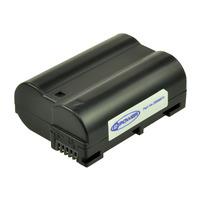2-Power Digital Camera Battery 7V 1400mAh - Noir
