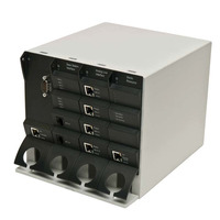 Spectralink DECT Server 2500 Premise branch exchange system - Zwart, Grijs