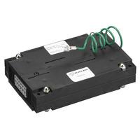 Black Box Quick-Connect Surge Protector Protecteur tension - Noir