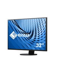 """EIZO FlexScan 31.5"""" IPS LED Monitor - Zwart"""