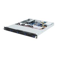 Gigabyte R121-340 Barebone server - Zwart,Grijs