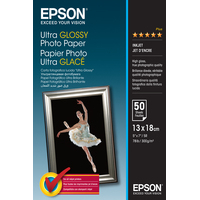 Epson Ultra Glossy Photo Paper Fotopapier