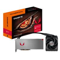 Gigabyte GV-RXVEGA64X W-8GD-B Videokaart - Zilver