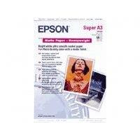 Epson Matte Paper Heavy Weight Papier - Wit