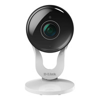 """D-Link 1/2.7"""", 2MP, CMOS, F2.4, microSD, H.264/MJPEG, 802.11n/g/b, Bluetooth, 105 g Caméra IP - Blanc"""