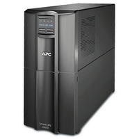APC Smart-2200VA UPS - Zwart