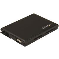 StarTech.com Lecteur et enregistreur de cartes SD dual-slot USB 3.0 portable avec UHS II et SD 4.0 - .....