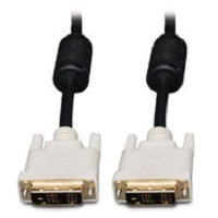 Ergotron DVI Dual-Link Monitor Cable - Zwart, Wit