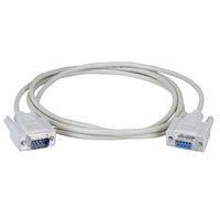 Black Box Cordon série DB9 Câble série - Blanc