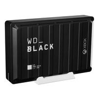 Western Digital D10 Game Drive for Xbox One Externe harde schijf - Zwart