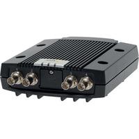 Axis Q7424-R Mk II Video server - Zwart, Grijs