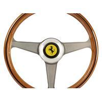 Thrustmaster Ferrari 250 GTO Wheel Add-On - Hout, Grijs