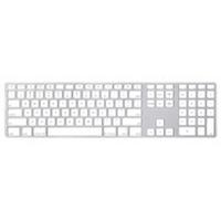 Apple MB110 Clavier - Aluminium
