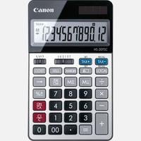 Canon HS-20TSC Calculatrice - Noir, Argent