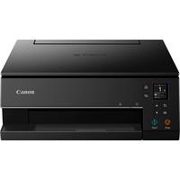 Canon PIXMA TS6350 Multifunctional - Zwart, Cyaan, Magenta, Zwart Pigment, Geel