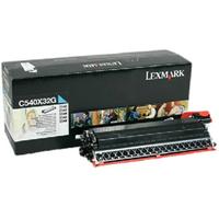 Lexmark C54x/X54x 30K cyaan developer unit Ontwikkelaar print