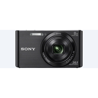 Sony DSC-W830 Caméra digitale - Noir
