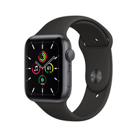 Apple Watch SE 44mm Spacegrijs Smartwatch