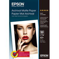 Epson Archival Matte Paper Papier - Wit