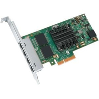 Intel Ethernet Server Adapter I350-T4V2, retail bulk Carte de réseaux