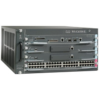 Cisco Catalyst 6504 Enhanced Châssis réseau