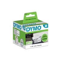 DYMO LW - Afspraakkaartjes en naambadges - 51 x 89 mm - S0929100 Etiket - Wit