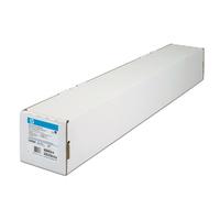 HP Bright White Inkjet Paper 914 mm x 45.7 m, 90 g/m², Mat, Fibre de bois Papier - Blanc