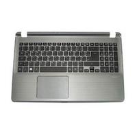 Acer UPPER CASE W/TP KB(SWISS) NBL GRAY Composants de notebook supplémentaires - Gris