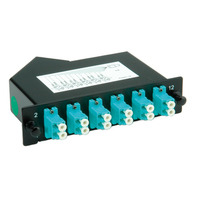 ROLINE MPO-Modul, MPO-Male /12x LC - Female équipement d'interconnexion optique