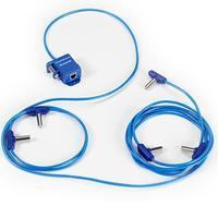 Black Box Temperature and Humidity Sensor Strings (6) Sensors for AlertWerks Capteurs de température et .....
