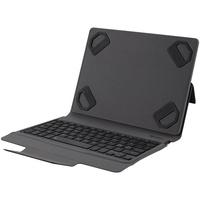 Sandberg Tablet Keyboard Folio Nordic - QWERTY - Zwart
